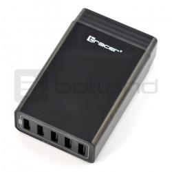 Zasilacz Tracer 5x USB 5V 8A