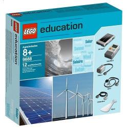 Lego Edukcja - Energia odnawialna - Lego 9688