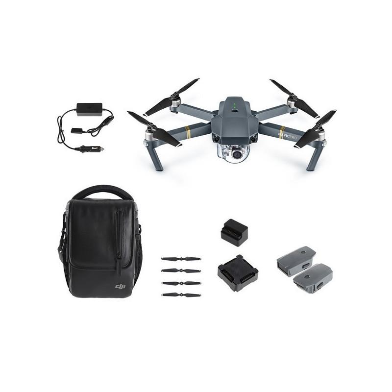 Dron quadrocopter DJI Mavic Pro Combo - zestaw