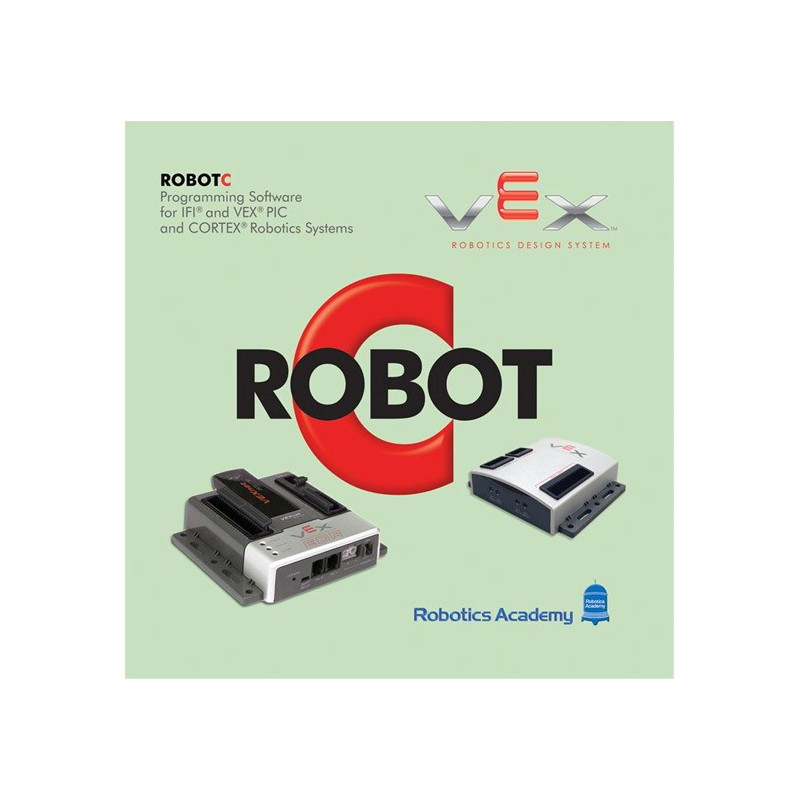 VEX RobotC software