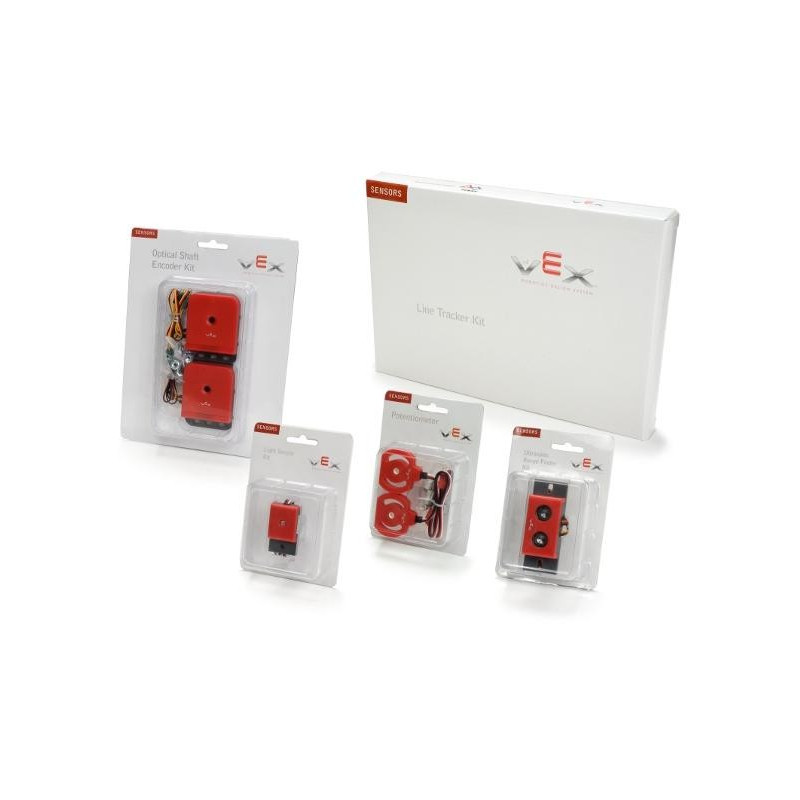 VEX Set of sensors