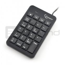 Klawiatura numeryczna USB Gembird KPD-01 - czarna