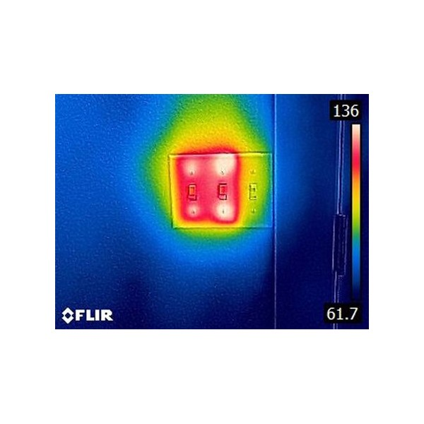 Flir C2 - thermal imaging camera with 3'' touchscreen*