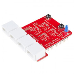 SparkFun Vernier Interface Shield - trim for Arduino