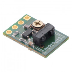 Pololu - czujnik zbliżeniowy IR 38kHz wysokiej jasności - 60cm