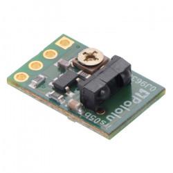 Pololu - czujnik zbliżeniowy IR 38kHz niskiej jasności - 30cm