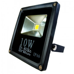 Lampa zewnętrzna LED ART slim, 10W, 600lm, IP66, AC90-240V, 4000K - biała neutralna