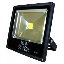 Lampa zewnętrzna LED ART slim, 30W, 1800lm, IP66, AC90-240V, 3000K - biała ciepła
