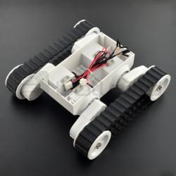 Rover ROV5-2 - podwozie gąsienicowe z napędem DC i z enkoderami