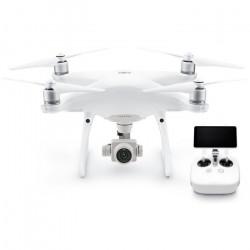 Dron quadrocopter DJI Phantom 4 Pro+ z gimbalem 3D i kamerą 4k UHD + monitor 5,5''