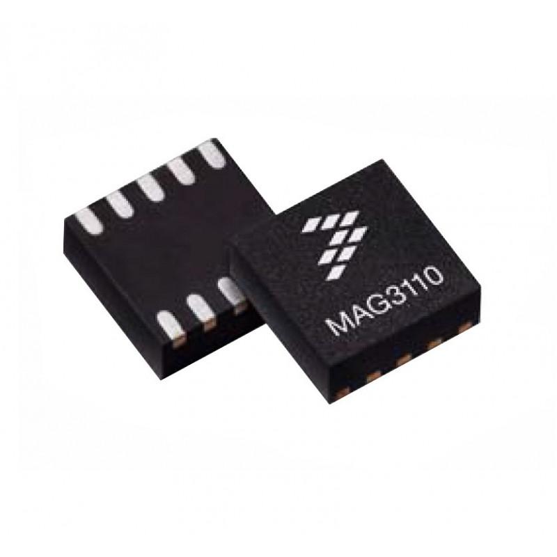 Magnetometr 3-osiowy, cyfrowy MAG3110