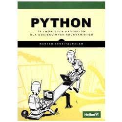 Python. 14 twórczych projektów dla dociekliwych programistów - Mahesh Venkitachalam