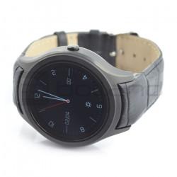 SmartWatch NO.1 D5+ czarny - inteligetny zegarek
