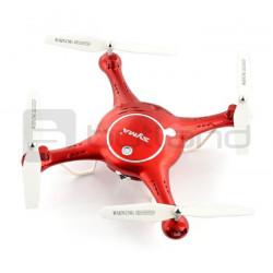 Dron quadrocopter Syma X5UW 2.4GHz z kamerą FPV - 32cm