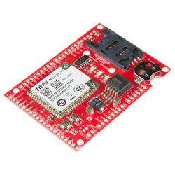 SparkFun Cellular Shield - MG2639 - moduł GSM, GPRS, GPS dla Arduino