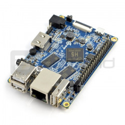 Orange Pi PC2 - Alwinner H5 Quad-Core 1GB RAM