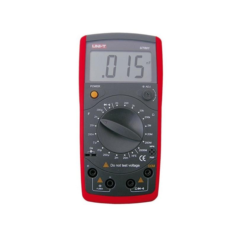 Resistance and capacity meter UNI-T UT601_