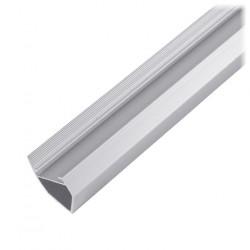 Profil aluminiowy ALU C1 do pasków LED - narożny - 2m