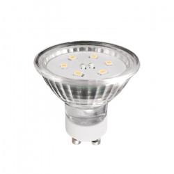 Żarówka LED ART, GU10, 1,2W, 100lm, barwa ciepła