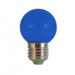 Żarówka LED ART E27, 0,5W, 30lm, niebieska