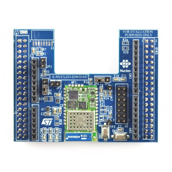 STM32 X-NUCLEO-IDW01M1 - WiFi module - extension for STM32 Nucleo*
