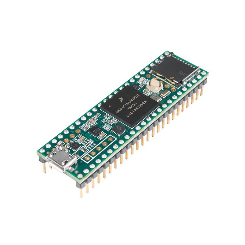 SparkFun Teensy 3.5 ARM Cortex M4 ze złączami - zgodny z Arduino