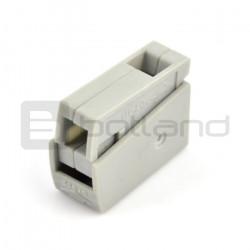 Szybkozłączka elektryczna WAGO 1pin 24A/400V