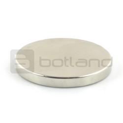 Magnes neodymowy okrągły - 17x2mm