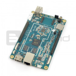 PineA64+ - ARM Cortex A53 Quad-Core 1,2GHz + 2GB RAM