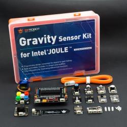 Gravity Sensor Kit - zestaw startowy dla Intel Joule