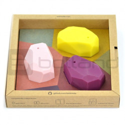 Estimote Location Dev Kit - zestaw modułów Beacon - 3szt.