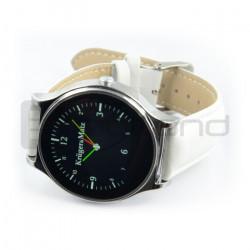 Smartwatch Kruger&Matz Style - biały - inteligetny zegarek