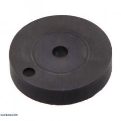 Magnetic Encoder Disc for Mini Plastic Gearmotors, OD 9.7 mm, ID 1.5 mm, 12 CPR (Bulk)