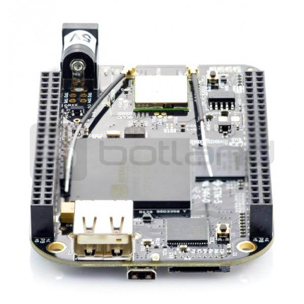 Beaglebone Black Wireless 1GHz, 512MB RAM + 4GB Flash, WiFi i Bluetooth