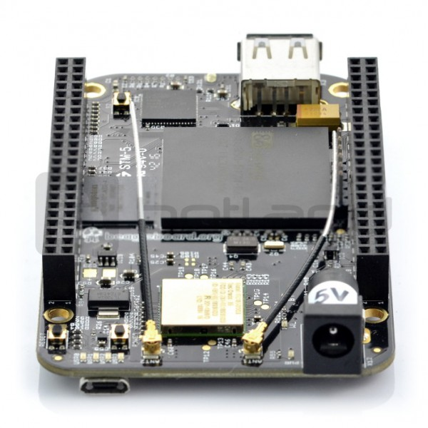 Beaglebone Black Wireless 1GHz, 512MB RAM + 4GB Flash, WiFi i Bluetooth