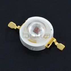 Dioda Power LED Prolight Opto PM2B-3LRE-SD 3W - czerwona