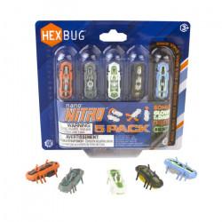 Hexbug Nano Nitro- 5pack