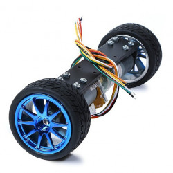 2WD self-balancing chassis - podwozie 2-kołowe do robota balansującego