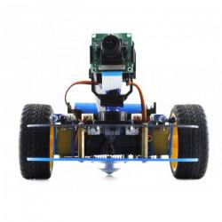 AlphaBot - Pi Acce Pack - 2-kołowa platforma robota z czujnikami i napędem DC oraz kamerą dla Raspberry Pi