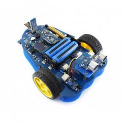 AlphaBot Bluetooth - 2-kołowa platforma robota z czujnikami i napędem DC + moduł Bluetooth