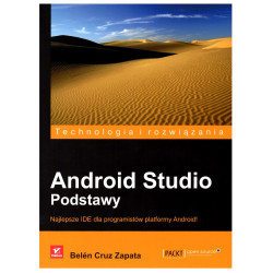 Android Studio. Podstawy - B. C. Zapata