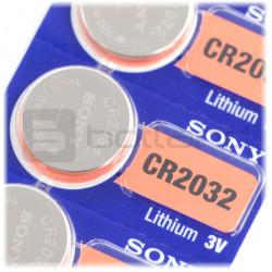 Bateria litowa CR2032 3V Sony