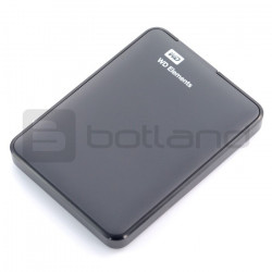 HDD WD Elements 750GB USB 3.0 - Raspberry Pi