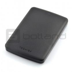 Dysk zewnętrzny Toshiba Canvio Basics 500GB USB 3.0 - Raspberry Pi