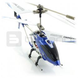 Helikopter Syma S107G Gyro 2.4GHz - zdalnie sterowany - 22cm - niebieski
