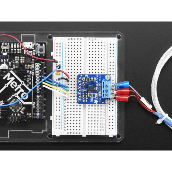 Adafruit PT100 RTD Temperature Sensor Amplifier - MAX31865*