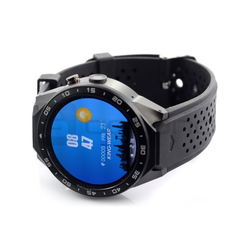 Smartwatch KW88 - black