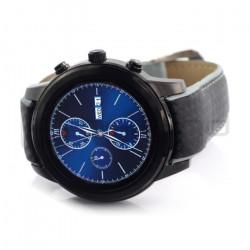 SmartWatch LEM5 czarny - inteligetny zegarek