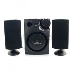 Speakers Titanum Canto 2.1 1W