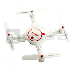 Dron quadrocopter Syma X5UC 2.4GHz z kamerą 1Mpx - 32cm
